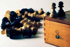 Chess pieces 4